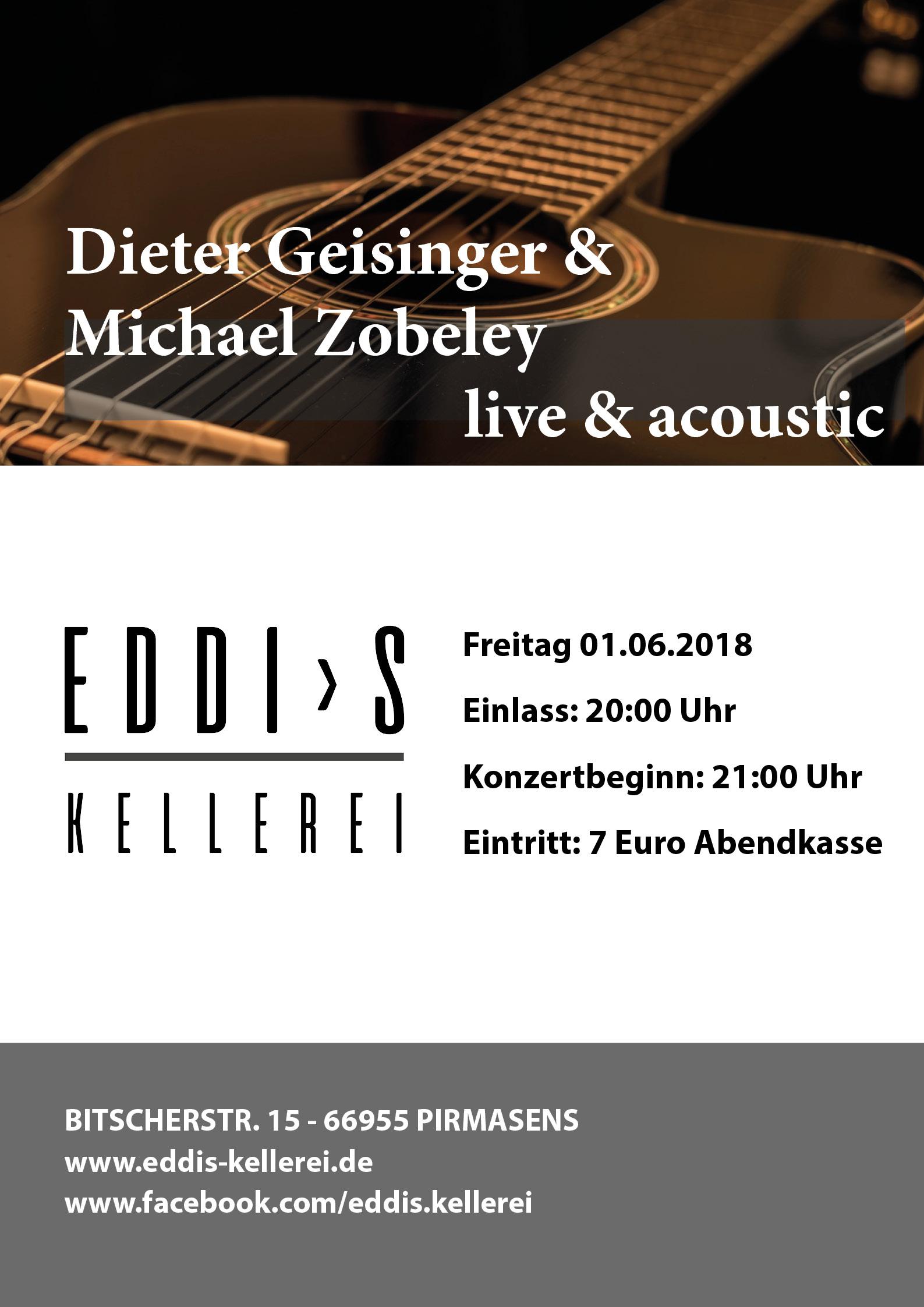 Dieter Geisinger & Michael Zobeley