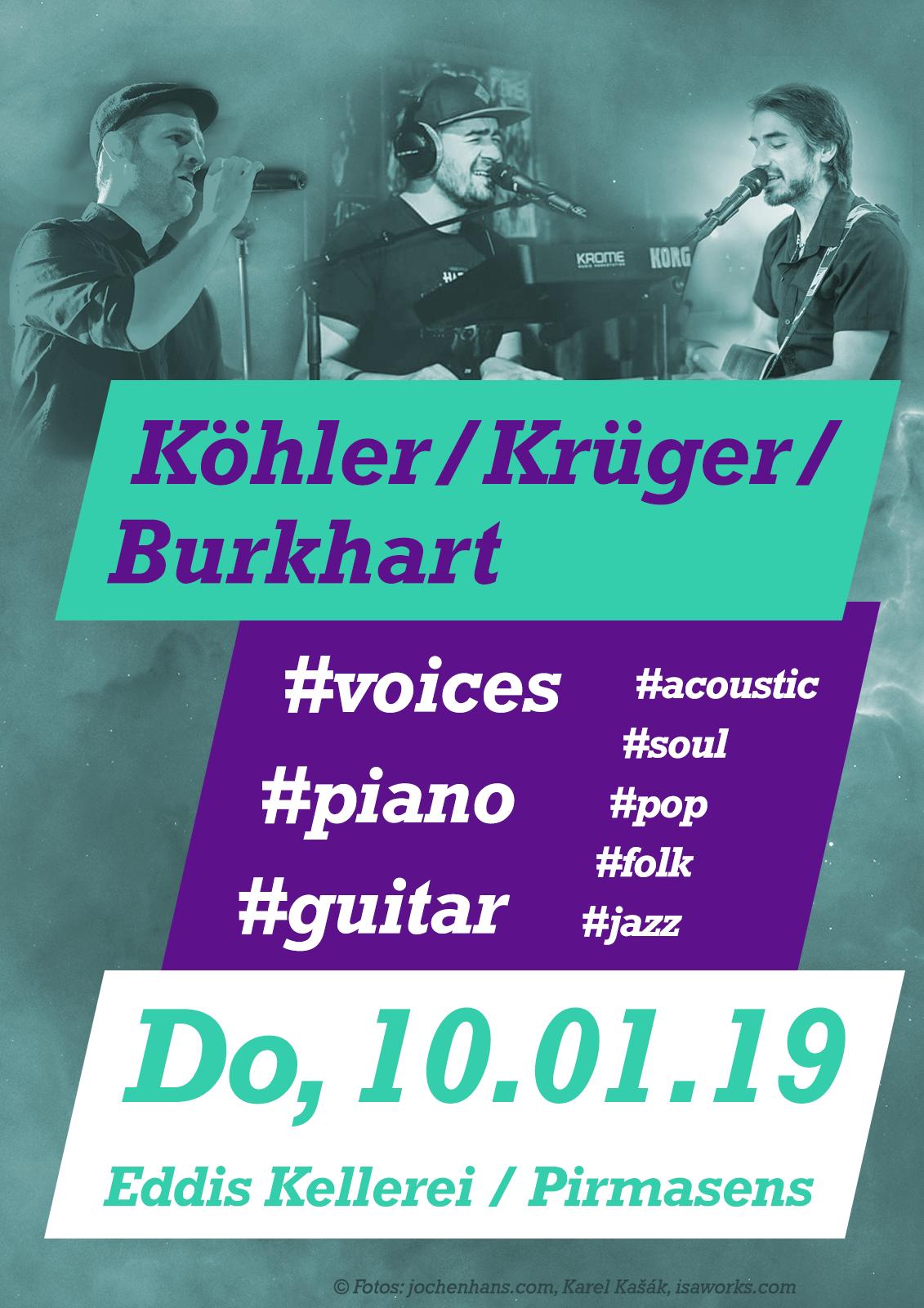 Köhler, Krüger, Burkhart